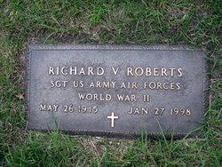 Richard Vernon Roberts