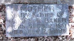 Mary E Baker
