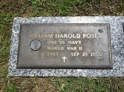 William Harold Posey