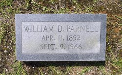 William Dudley Parnell