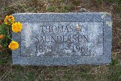 Thomas W. Saunderson