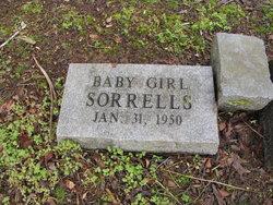 Baby Girl Sorrells