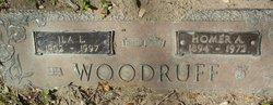 Homer A Woodruff