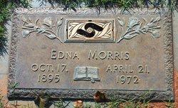 Edna <I>Redmon</I> Morris