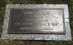 James S Lewis