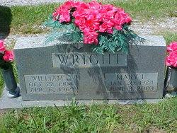 Mary L Wright