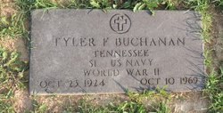 Tyler F Buchanan