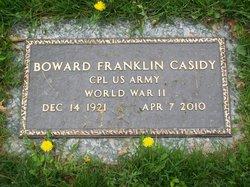 Boward Franklin Casidy