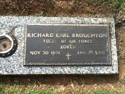 Richard Earl Broughton