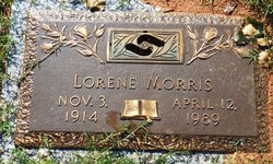 Mattie Lorene Morris