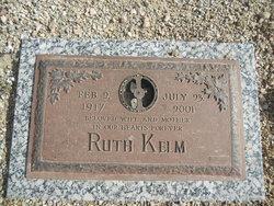 Ruth Kelm