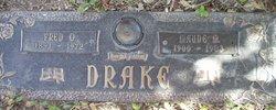 Fred O Drake