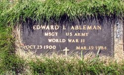 Edward Lawrence Ableman