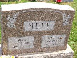 Mary B <I>Boyd</I> Neff