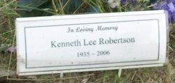 Kenneth Lee Robertson