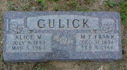 Alice Mary <I>Smith</I> Gulick