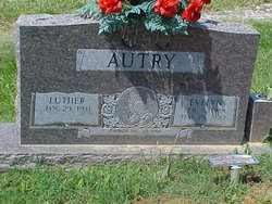 Evelyn <I>Jones</I> Autry