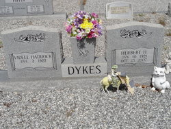 Herbert H Dykes