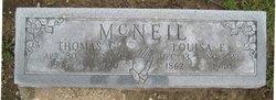 Louisa Ellen <I>Buckland</I> McNeil