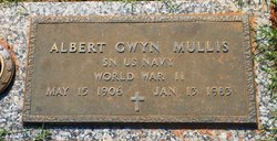 Albert Gwyn Mullis