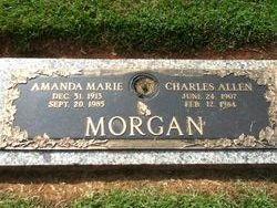 Amanda Marie <I>Hagwood</I> Morgan
