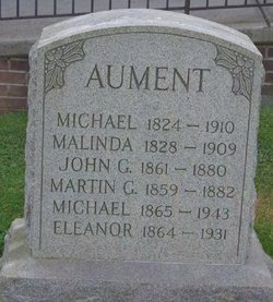 Martin G Aument