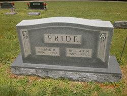Beulah <I>Kuykendall</I> Pride