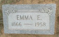 Emma <I>Ewell</I> Dyke