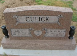 """Walter Marrion """"Marrion"""" Gulick"""