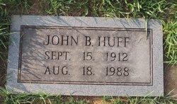 John B Huff