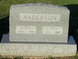 Velma Jean <I>McCall</I> Anderson