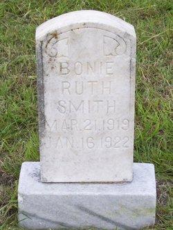 Bonie Ruth Smith