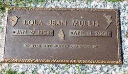 Lola Jean <I>Riffe</I> Mullis