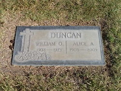 Alice A Duncan
