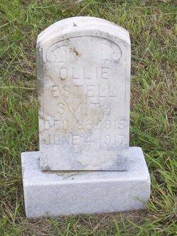 Ollie Estell Smith