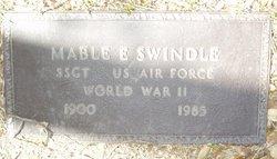 Mable E Swindle