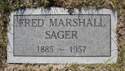 Fred Marshall Sager