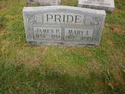 Mary <I>Christian</I> Pride