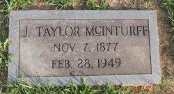 John Taylor McInturff