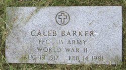 Caleb Barker
