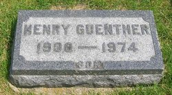 Henry Herman Guenther