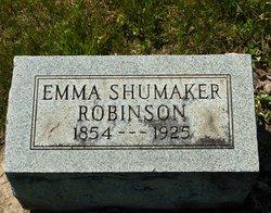 Emma R. <I>Shumaker</I> Robinson