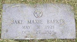 Jake Maxie Barker