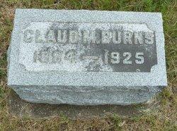 Claud M. Burns