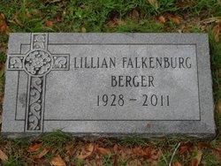 Lillian <I>Falkenburg</I> Berger