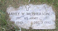 Harvey W. McPherson