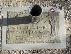 Kathleen D. Payne