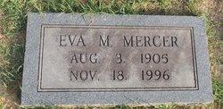 Eva <I>McInturff</I> Mercer