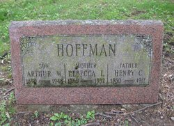 Arthur W Hoffman