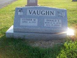 Donald E Vaughn